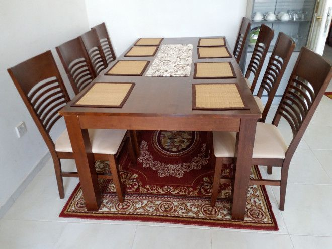 IKEA Dining Table For Sale In Abu Dhabi