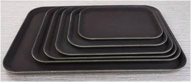 UAE Hotel Supply Solution - Rubber Serving Tray