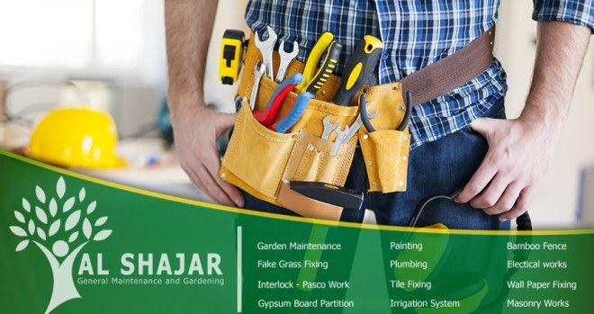 General Maintenance Service in Abu Dhabi