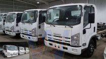 Isuzu Dina 4 tons long super jumbo model 2016