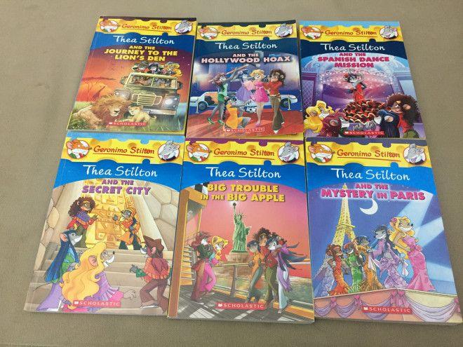 Thea Stilton books for sale