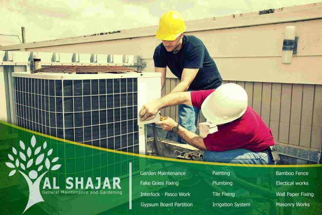 Profession AC Maintenance Service In Abu Dhabi