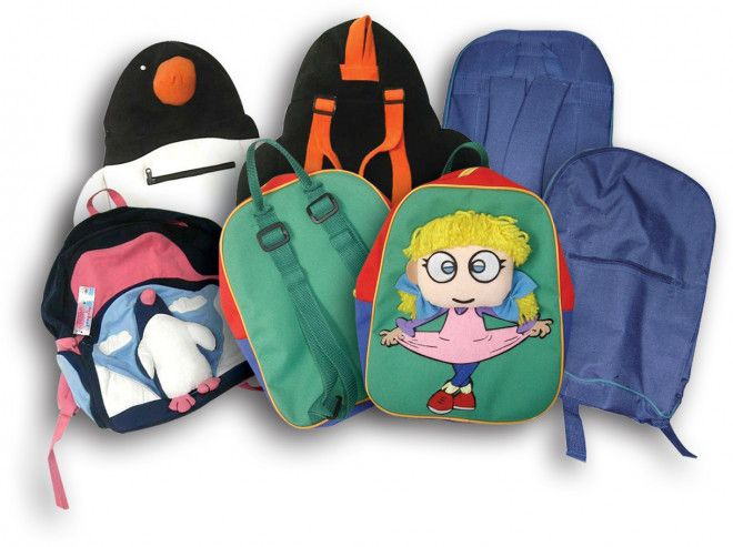 Custom Designed School Bags for Kids in Abu Dhabi UAE - BBM Fashion