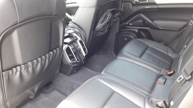 Porshe Cayenne S V8 2011 Silver From AlNabooda