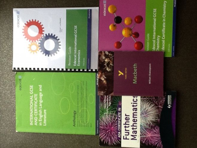 GCSE Revision Books for sale