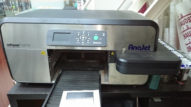 Anajet Direct Garment Printer for Sale on Discount Price