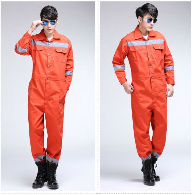 Customizable Protective Coveralls In Abu Dhabi