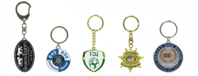Personalised Quality Keychains