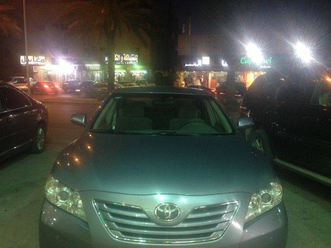 Unique Camry 2009 with 92000KM