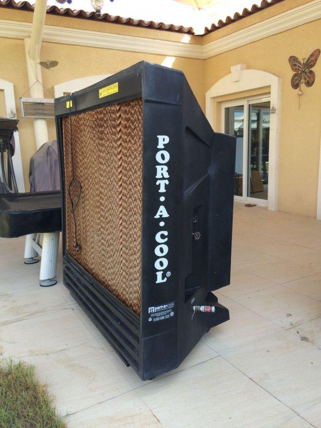 Port A Cool Outdoor Aircon