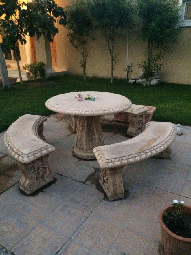 Roman Style Garden Set Dubai UAE Storat