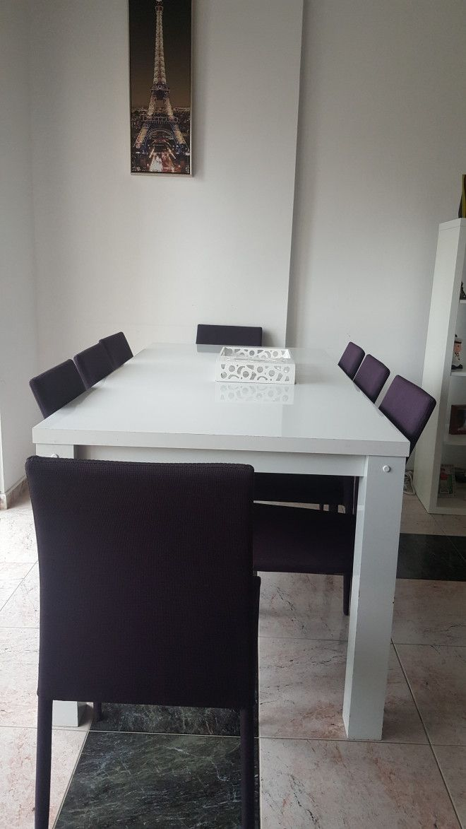 Used Dining Table For Sale In Sharjah