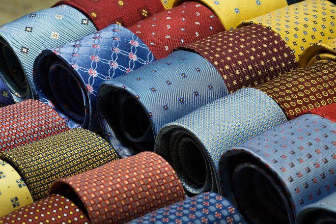 Ties and Cufflinks