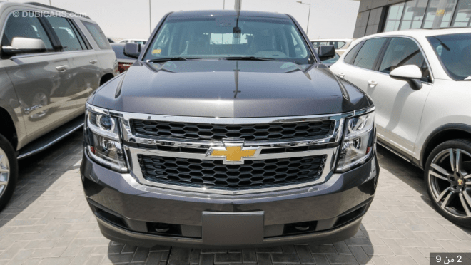 Chevrolet Tahoe 2017 for Sale in Abu Dhabi