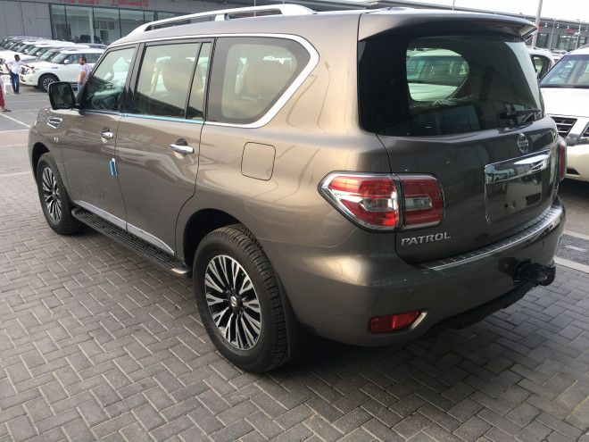 Nissan Patrol 2017 for Sale Abu Dhabi