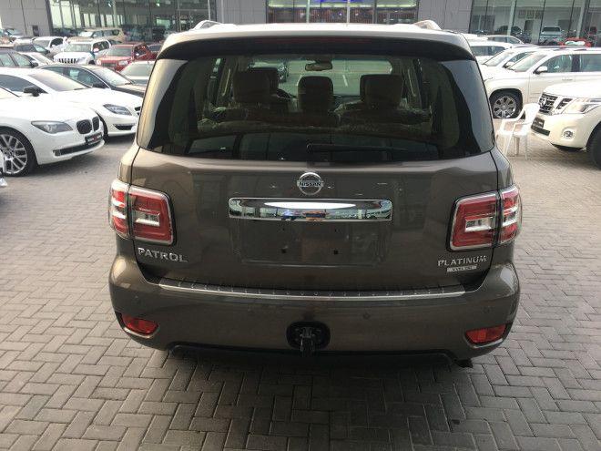 Nissan Patrol 2017 for Sale Abu Dhabi