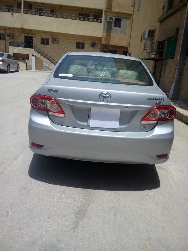 TOYOTA COROLLA 2013 MODEL NEAT & CLEAN CAR FOR SALE