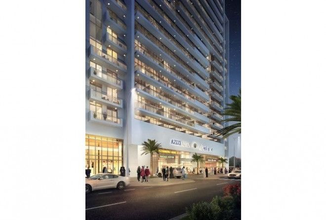 Downtown Jebel Ali Aura Luxury Apartment Great Offer Staring AED 1,090 per month