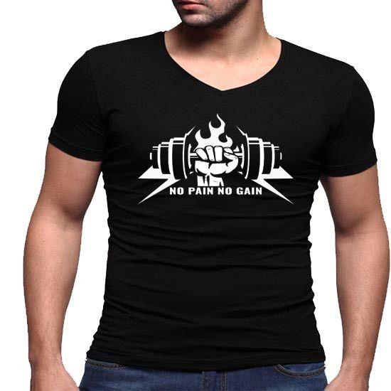 Gym Motivational tshirt for unisex