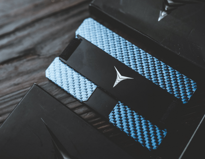 Mens Custom Carbon Fiber Wallets for Sale in Dubai
