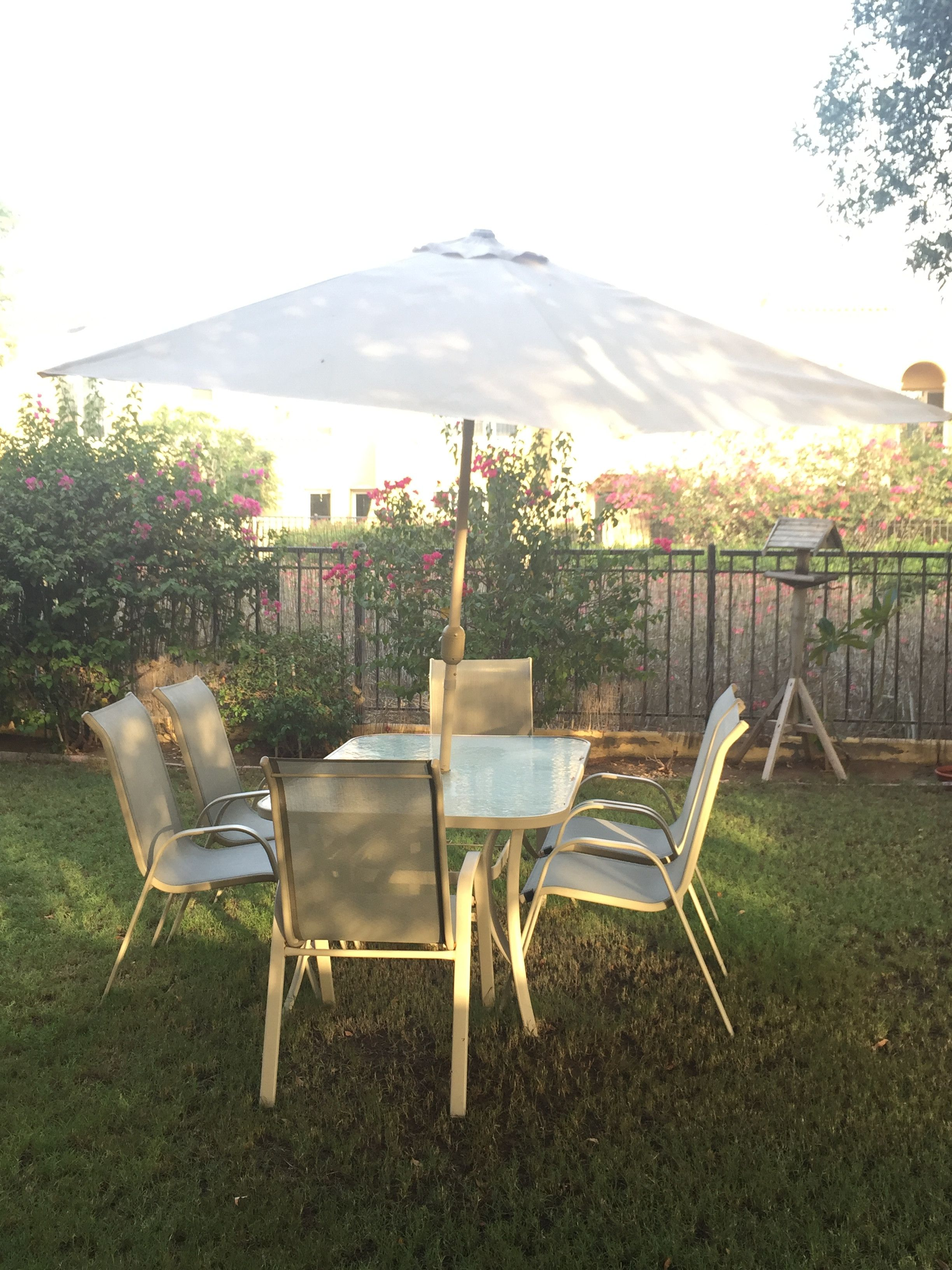 Garden Furniture In Excellent Condition For Sale Dubai Uae Storat