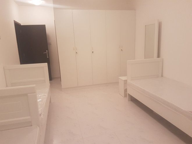 Bed space for Working Executive Ladies, attached bath and balcony