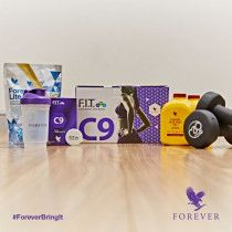 Lose Weight with Forever Clean 9 - All natural supplements made in USA
