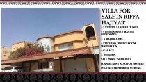 Villa for sale in Riffa Hajiyat