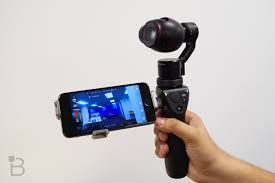 DJI OSMO FOR SALE ... ONLY ONE TIME USED AND BACK IN FULL BOX .
