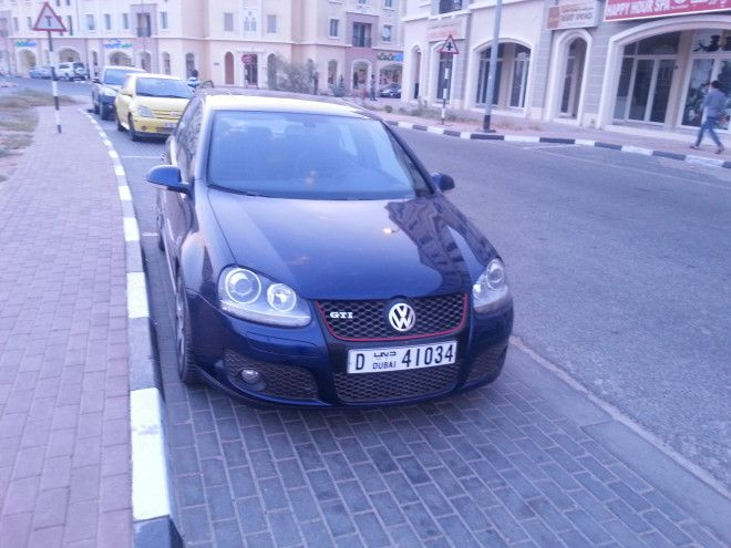 GTI VOLKSWAGEN 2008 16900