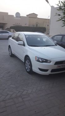 Mitsubishi Lancer EX 2014 model new shape