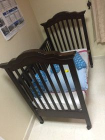1.5 year old baby cot ( Juniors brand)