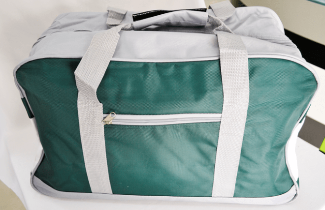 Customizable Duffle Bags