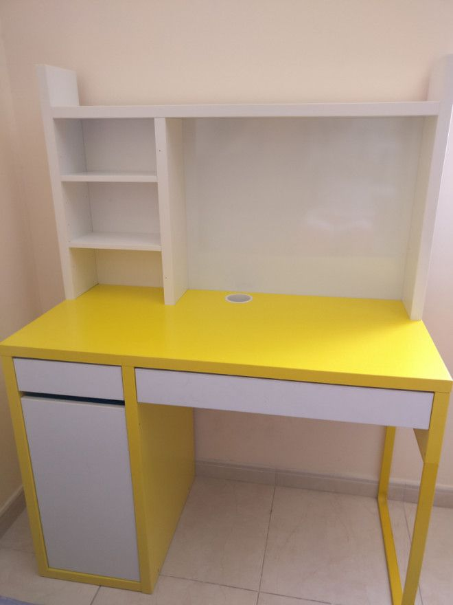 Kids Furniture In Dubai Kids Bedroom Furniture Dubai: IKEA Kids Study Table In Good Condition For Sale.