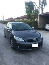 Toyota Corolla 2013, 1.8 lit, Xli, Lady Driven in excellent condition for sale