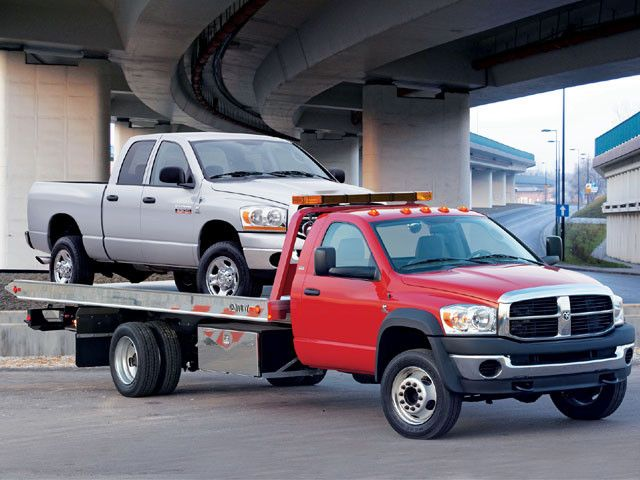 Car Recovery Service in Dubai