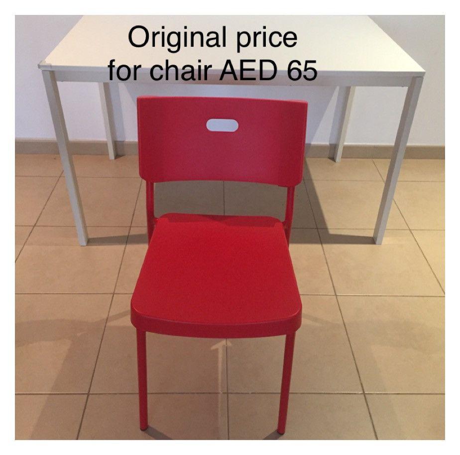 6 Red Ikea Plastic Chairs Dubai UAE Storat : 592f190f713ed508750486original from dubai.storat.com size 924 x 915 jpeg 71kB