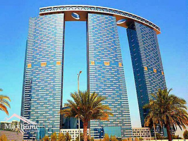 Luxurious 3 Bedrooms Apartment For Rent In Abu Dhabi - In Gate Tower
