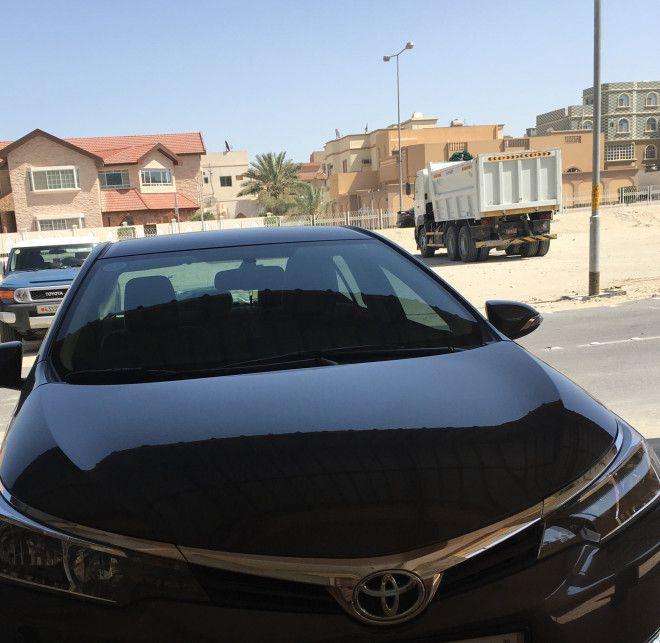 Brand new car for sale / corolla 2017 model.