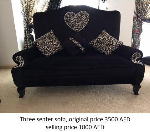 Elegant Guest Living Room Sofa Set For Sale
