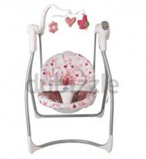 Baby Swings GRACO for baby girl  -  AED 225
