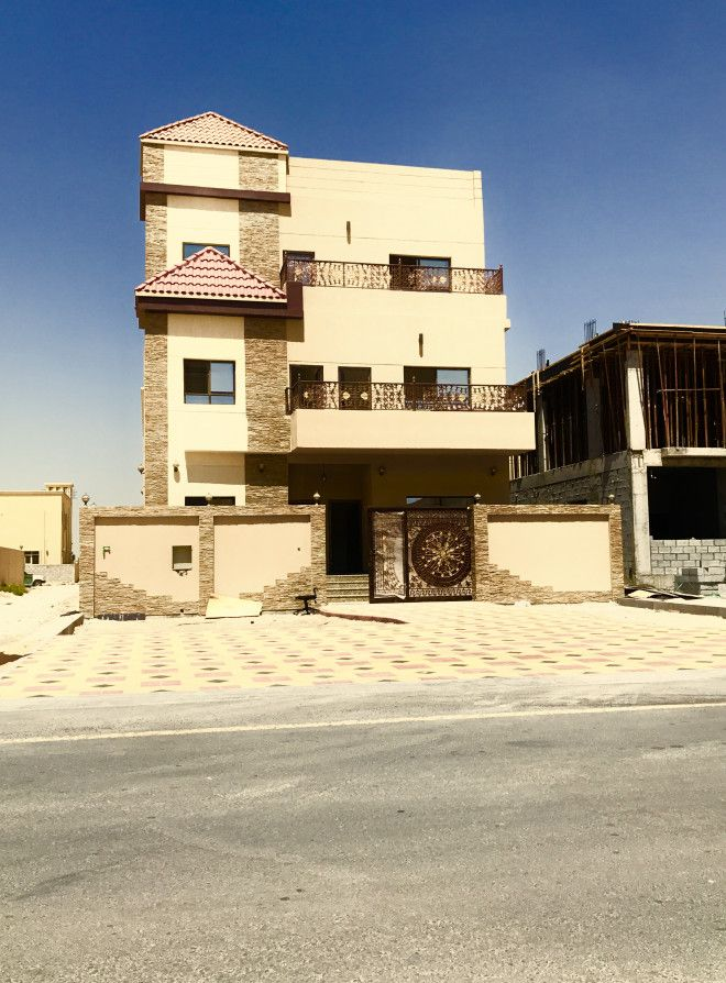 5 Bedroom Villa for Sale in Ajman with Three Floors