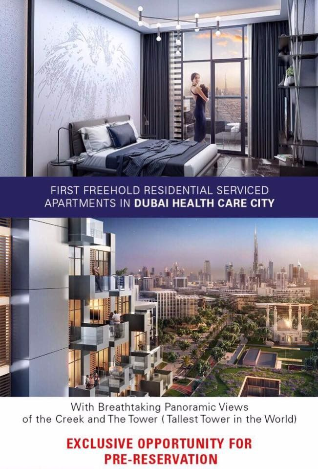 High End Residential Apartment For Sale in Dubai
