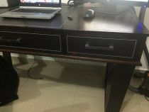 Wooden Sophisticated Office Desk