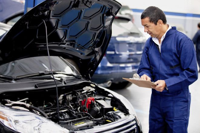 Car Repair Services from Dealer Workshop in Dubai