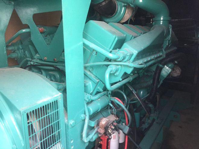 KTA38-G5 Cummins Diesel Generator for Sale in Sharjah