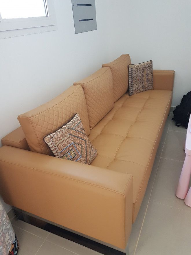 Sofa Bed And Two Little Couches For Sale