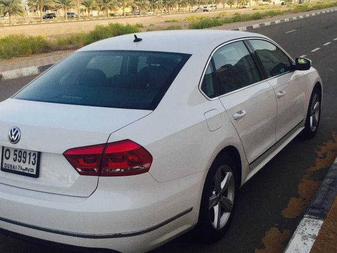 2014 Volkswagen Passat Highline for Sale in Dubai