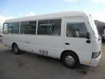 Mini bus with driver available on rent in Dubai and all over Emirates
