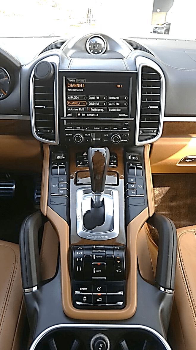 2014 Porsche Cayenne S SUV For Sale in Dubai in Immaculate Condition